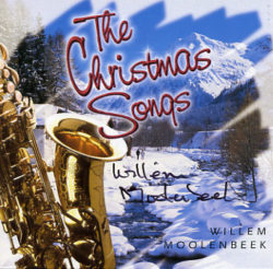 Willem Moolenbeek CD Christmas Songs