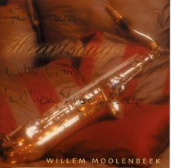 Willem Moolenbeek CD Heartsongs
